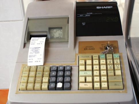 Elektronická evidence tržeb ovlivní i spropitné. Foto Praha Press