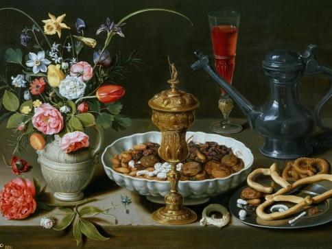 The Art of Clara Peeters, foto Národní muzeum Španělska Prado v Madridu