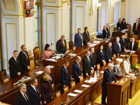 Poslanecká sněmovna projednává státní rozpočet na rok 2017. Foto Parlament České republiky