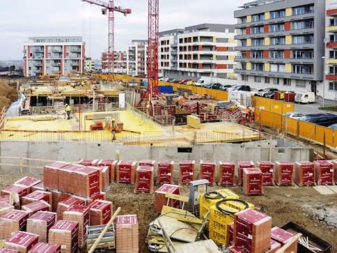 Praha směřuje k nejnižšímu počtu povolení za deset let, foto CENTRAL GROUP a.s.