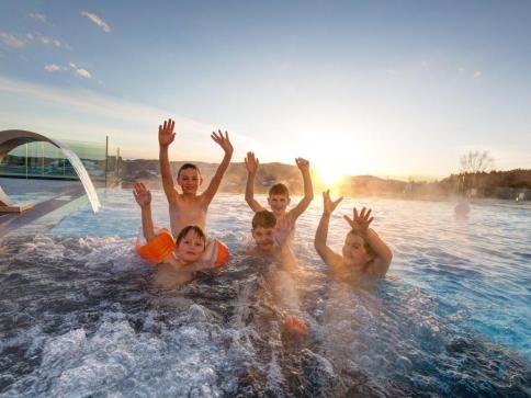 Rodinná dovolená v jedinečném AIGO Rodinném & Sportovním resortu****Superior