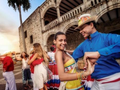 Merengue Dominikánské republiky na Seznamu UNESCO, foto Národní turistický úřad Dominikánské republiky
