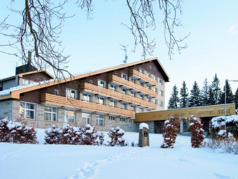 Hotely Srní ideální místo pro aktivní odpočinek