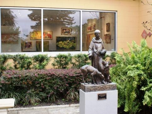 The Albin Polasek & Sculpture Garden. Foto Stanislava Nopová