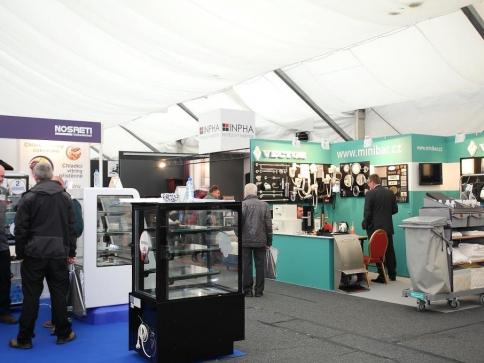 Gastronomický veletrh TOP Gastro a Hotels, foto Incheba Expo Praha spol. s r.o.