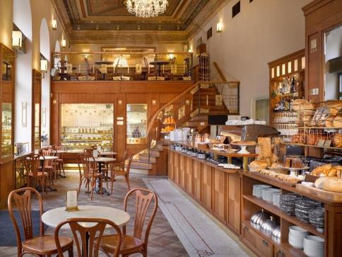 Prague City Tourism vydává průvodce po pražských kavárnách, foto PIS