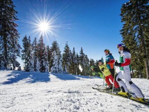 Týden zimní relaxace pro celou rodinu v AIGO Rodinném & Sportovním resortu****Superior
