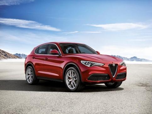 První SUV italské značky nabízí potěšení z jízdy, foto Fiat Chrysler Automobiles N.V.