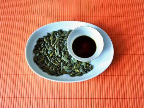 Dýňová semínka jsou prospěšná při mnoha onemocněních. Foto Praha Press