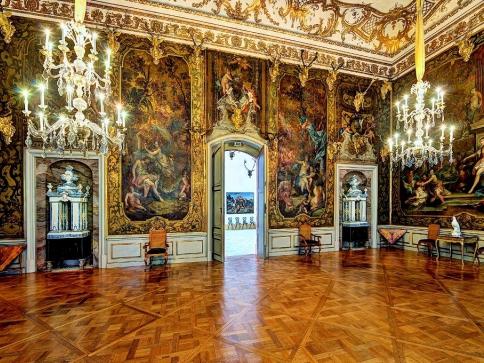 Nejkrásnější hrady, zámky a zahrady Saska. Foto NPÚ