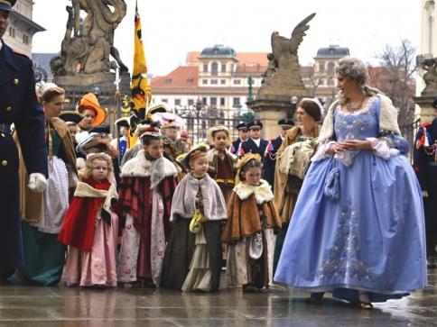 Foto Správa Pražského hradu