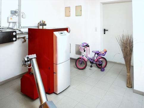 Zvolte kotel na dřevní pelety, kotlíkovou dotaci využijete na maximum, foto Klastr Česká peleta