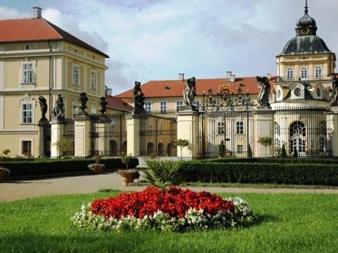 Návštěvnická sezona 2017 na zámku v Hořovicích. Foto NPÚ