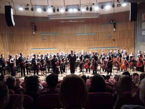 Pražská konzervatoř pořádá koncert k nedožitému jubileu předního českého akordeonisty Milana Bláhy.