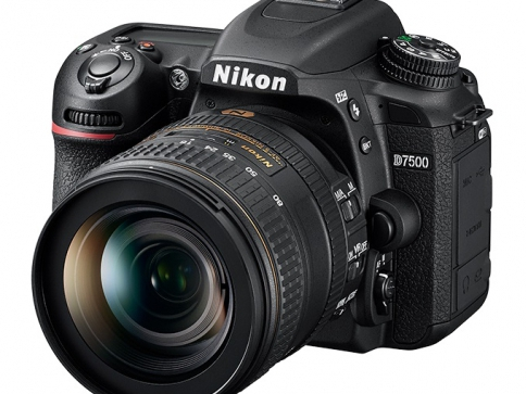 Pořiďte svůj životní snímek novým fotoaparátem D7500, foto Nikon