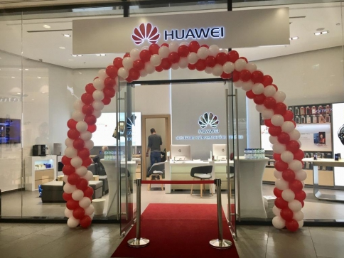 Huawei otevírá první zákaznické centrum v České republice, foto Cushman & Wakefield