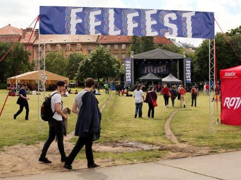 Festival FELFEST, foto Richard Hodonický