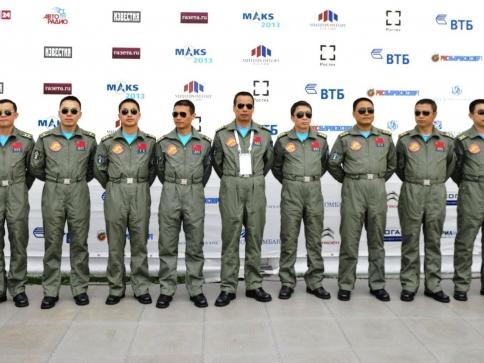 Podnikatelé v leteckém a kosmickém průmyslu míří na MAKS, foto МАКС