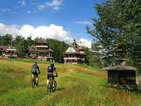 Knížecí cesta na Pustevny je uzavřena, foto Destinační managment turistické oblasti Beskydy-Valašsko o.p.s.