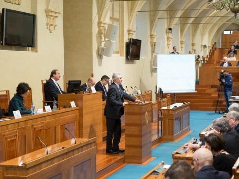 Ilustrační foto Senát PČR
