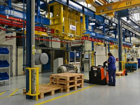 Siemens v Česku investuje přes 7 miliard korun, foto CzechInvest