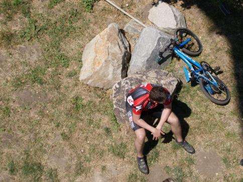 Na kole pohodlně a bezpečně, foto Praha Press