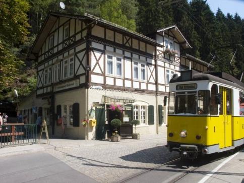 Dovolená na 4 dny v Saském Švýcarsku s polopenzí