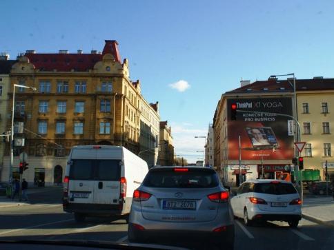 Dánská Gehl Architects představí koncepci pro magistrálu, foto Praha Press