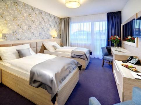 Luxusní ubytování na Oravě Hotel PARK****Dolný Kubín