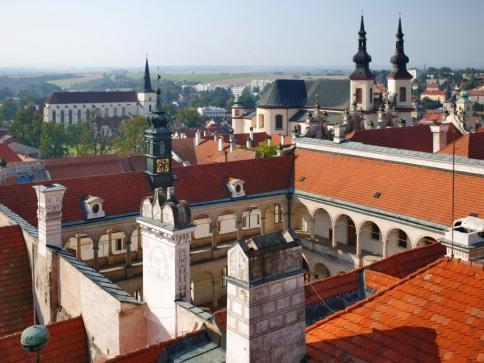 Fakulta restaurování v Litomyšli připravila výstavy studentských prací, foto Město Litomyšl