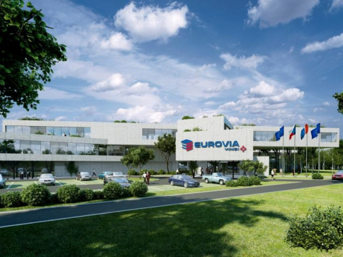 EUROVIA CS se bude stěhovat do nového sídla, foto Eurovia, a.s.