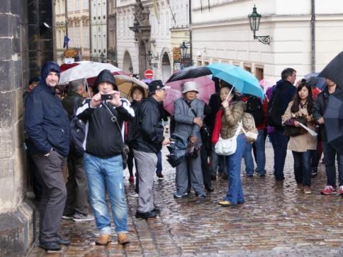 Praha patří k turisticky nejoblíbenějším evropským městům, foto Praha Press