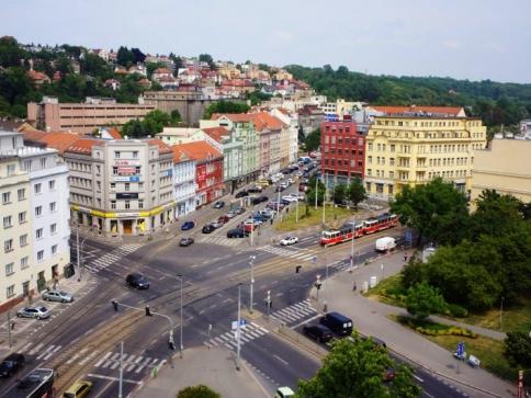 Centrum Vysočan se výhledově zpříjemní, foto IPR Praha