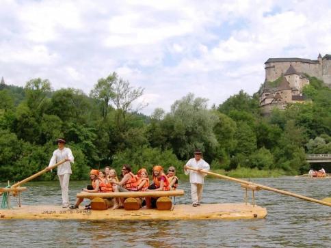 Tipy na výlety v regionu Orava