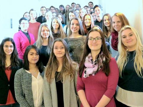 Filozofická fakulta Univerzity Karlovy otevírá náruč středoškolákům, foto Filozofická fakulta UK