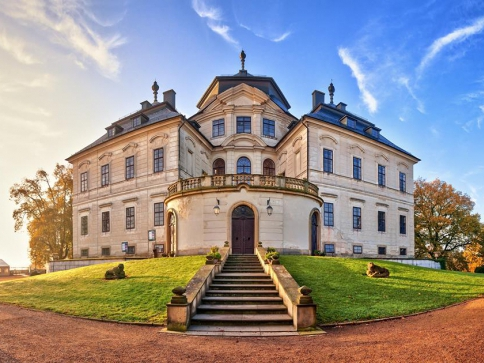 Na zámek Karlova Koruna přijede císařovna Marie Terezie