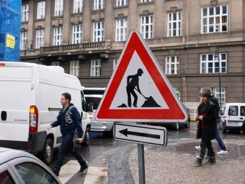 Revoluční ulice bude krásnější, foto Praha Press