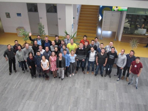 Na Fakultě elektrotechniky a informatiky proběhla Mezinárodní letní škola, foto Vysoká škola báňská
