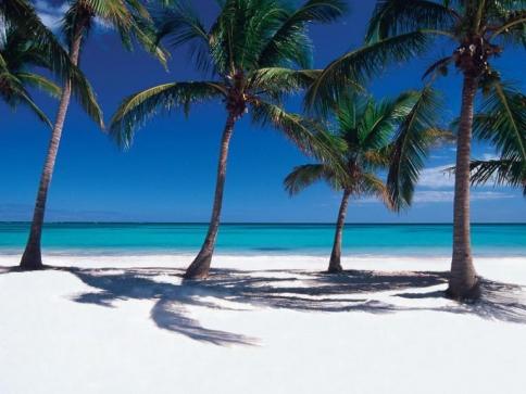 Orlí zátoka je jedním z posledních rájů na zemi, foto Národní turistický úřad Dominikánské republiky