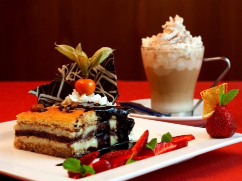 Thermal Hotel Mosonmagyaróvár*** Superior – gastronomie