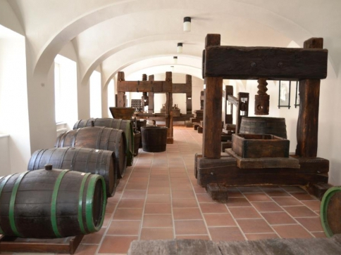 Město Valtice pořádá vinobraní, foto NZM