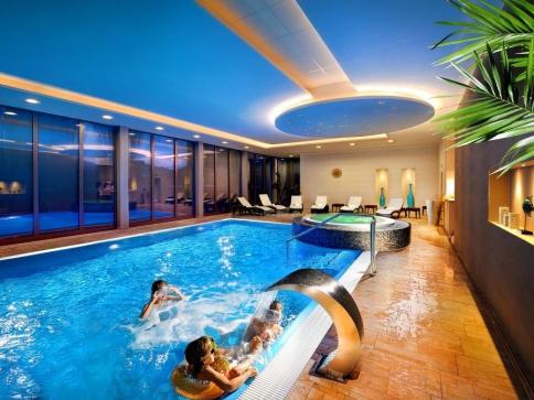 Podzimní wellness balíček v luxusním Hotelu PARK **** Dolný Kubín