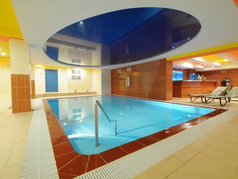 Wellness resort hotel Energetic – wellness centrum