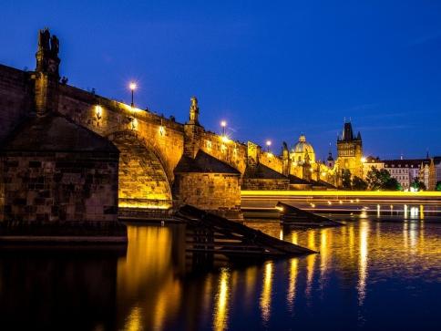 Praha: 3denní romantický pobyt v oblíbeném Golden Golem Hotelu. Foto pixabay.com