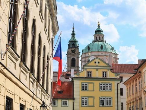 Ustavující schůze nové Sněmovny byla zahájena státní hymnou, foto Parlament ČR