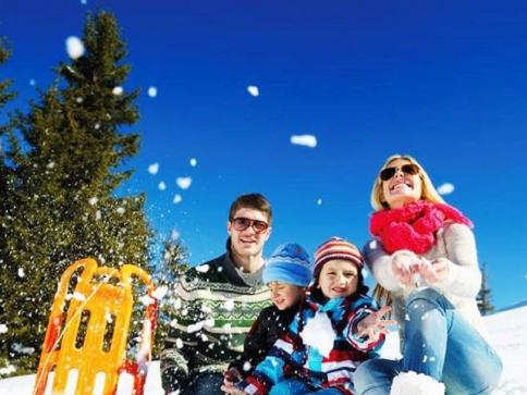 Příjemné zimní radovánky a lyžování na Slovensku. SKI & wellness pobyt na Oravě
