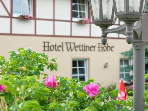 Panorama Berghotel Wettiner Höhe****