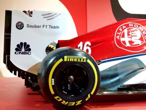 Alfa Romeo se vrací do formule 1, foto: FCA N.V.