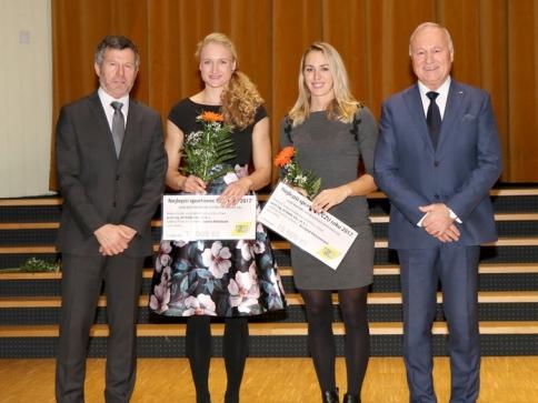 Česká zemědělská univerzita v Praze vyhlásila své nejlepší sportovce, foto: ČZU.