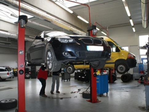 Stanice měření emisí budou od ledna pořizovat fotodokumentaci vozidel, foto: Praha Press